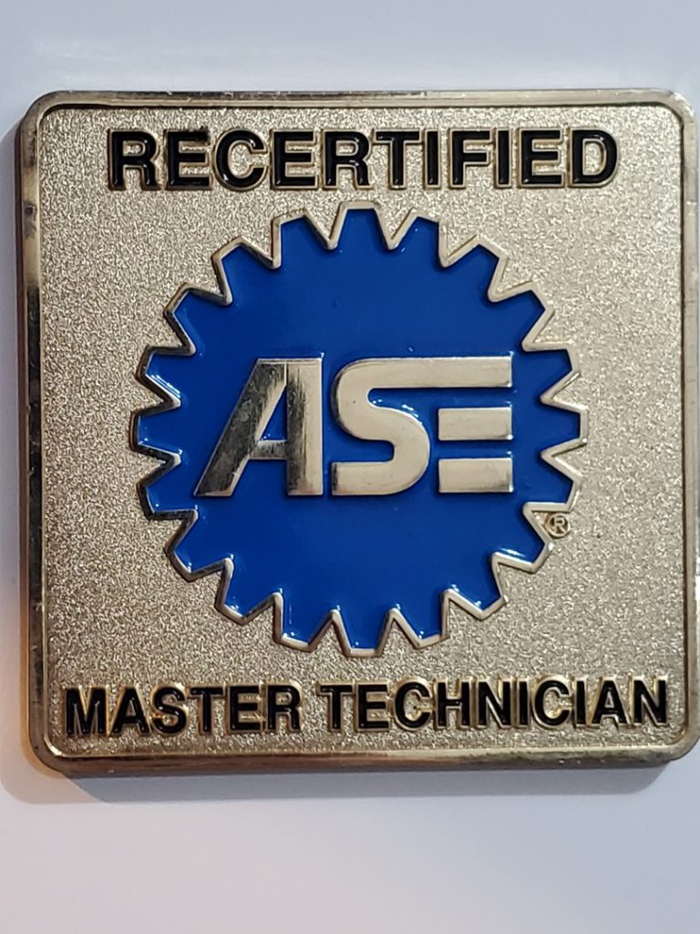 ase master technican